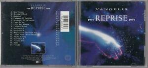 Vangelis - Reprise 1990-1999  (CD, Mar-2000, Atlantic (Label))