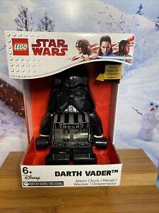 2017 LEGO STAR WARS DARTH VADER ALARM CLOCK NEW