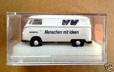 Brekina 32060 1:87 HO scale 1960's  Volkswagen Kombi 'VV Siemens'