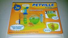New listing Jw Petville Studio Hamster Cage