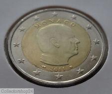 Coin / Munt Monaco 2 Euro 2011 Prinz Albert II Unc