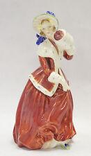 """Royal Doulton Lady Figurine """"Christmas Morn"""" HN1992! England!!"""
