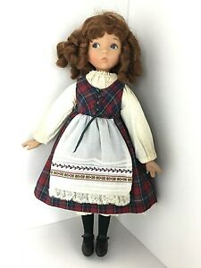 Dianna Effner Doll 14 Inch Little Red Riding Hood Knowles Heroines Fairy Tales