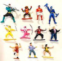 CHOOSE: 1993-2010 Power Rangers Mini-Figures * Bandai * Combine Shipping!
