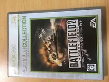 FREE SHIPPING XBOX 360  JAPAN  BATTLE FIELD 2 MODERN COMBAT