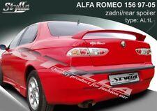 SPOILER REAR BOOT ALFA ROMEO 156 WING ACCESSORIES 3 types