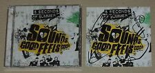 5 Seconds Of Summer 5SOS Sounds Feels Good Signed Autographed CD RARE Youngblood