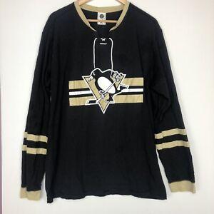 Pittsburgh Penguins KUNITZ #14 NHL Mens Black Jersey T Shirt Size 2XL NHLPA