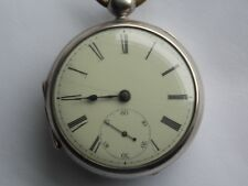 English fusee pocket watch by J Harrison