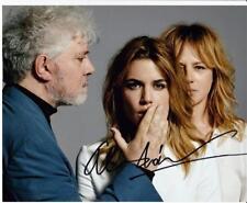"Pedro Almodovar - Colour 10""x 8"" Signed Photo - UACC RD223"
