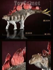 18cm Stegosaurus Realistic Dinosaur Model Solid Plastic Figure Animal Toy