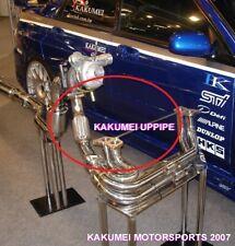Stainless Steel Flex Uppipe Up Pipe for Subaru Impreza 02 03 Bugeye 2002 2003