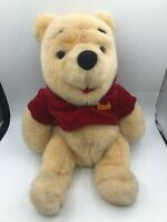 Winnie The Pooh Mattel 1997 Disney Plush Kids Soft Stuffed Toy Animal Teddy Bear