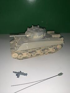 Corgi WW11 Collection - M4 SHERMAN TANK 1.50 Excellent
