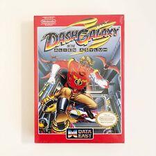 DASH GALAXY - BRAND NEW & FACTORY SEALED H-SEAM Nintendo OVP NES Rare