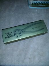"Vintage Texan Nut Sheller ""The York"" In Original Box San Angelo, Texas"