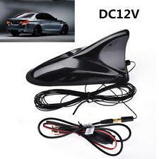 Universal DC12V Car Digital Shark Antenna DVB-T DVB-T2 ATSC ISDB TV Box SMA Plug