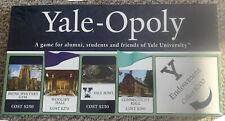 Yale-Opoly  Alumni Board Game Sealed