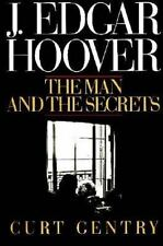 J. Edgar Hoover: The Man and the Secrets-ExLibrary