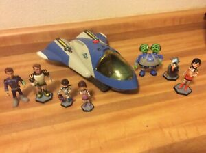 Tomy Disney Junior Miles From Tomorrow Land Spaceship