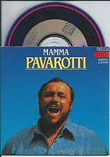 PAVAROTTI - Mamma CD SINGLE 2TR CARDSLEEVE 1991 HOLLAND PRINT!