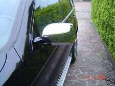 copri specchi Specchietti retrovisori in abs cromo made in Italy BMW X5 E53