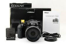 Nikon COOLPIX P900 Digital Camera 16MP 83x Optical Zoom From Japan [Near Mint]