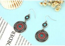 Unbranded Crystal Enamel Fashion Earrings
