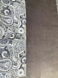 Mink velvet and floral upholstery fabric craft bundle