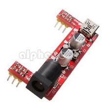 Mini USB MB102 Breadboard Power Supply Module 3.3V 5V F Solderless For Arduino