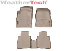 WeatherTech Custom Floor Mat FloorLiner for Nissan Sentra 14-18 1st 2nd Row Tan