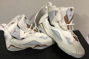 Nike Air Jordan True Flight 7 VII Bronze SIZE 5.5Y  342774-112