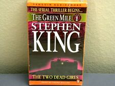 The Green Mile: The Two Dead Girls Bk. 1 by Stephen King (1996, Cassette) New