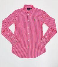 Ralph Lauren Ladies Shirt Pink    (Size 4)             RRP £95