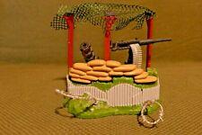 GI Joe Sergent Savage Battle Bunker - Hasbro 1994 - Incomplet Not complete