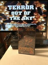 Terror Out Of The Sky Big Box Vhs Horror Alan Landsburg Productions ALP USA Home