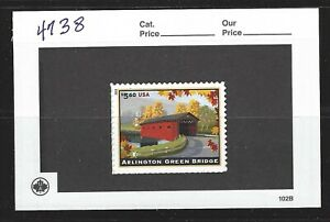 US Scott # 4738 Priority Mail $5.60 Arlington Green Bridge