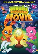 MOSHI MONSTERS THE MOVIE - ITS A MONSTER OF A MOVIE -  5050582976854