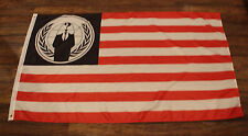Anonymous American Flag Occupy Anti Government Protest Anon We Are Legion USA