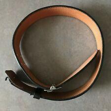 Vintage Don Hume B101 Miami Oklahoma 2.25 Wide Sam Browne Duty Belt Size 32