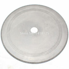 "14"" inch Notched Rim Thickness 0.06"" Lapidary Diamond Saw Blade Rock Slab with"