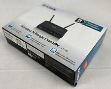 D-Link Wireless N Range Extender DAP-1360