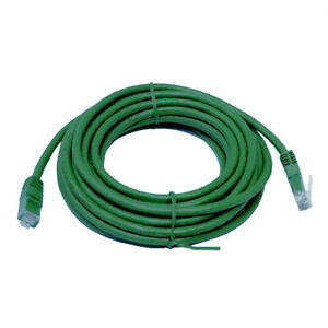 LinITX PRO SERIES CAT6 UTP ETHERNET PATCH CABLE - 5M GREEN
