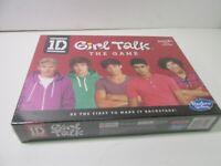 Hasbro Gaming 1 Direction Girl Talk The Game 2012  gm1168