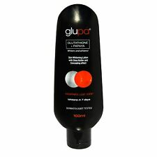 Glupa Skin Lightening Concealing Body Lotion w/ Glutathione & Papaya - 100mL