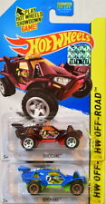 Hot Wheels 2015 Hw Off-Road Quicksand Color Variation Factory Sealed