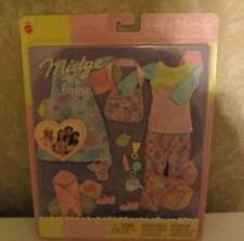 Happy Family Midge & Baby Barbie Doll Outfit Set 2002 NRFB Mattel 47629 MINT