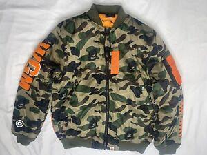 Bape jacket large