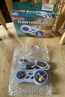 Super SNES NES Controller Pelican PL-100 PL100 PL 100 Super Nintendo NEW IN BOX