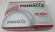 PINNACLE RUSH DOZEN GOLF BALLS NEW IN BOX